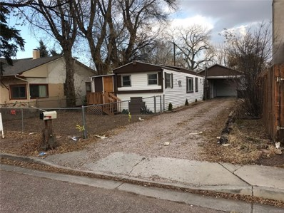 3023 Pennsylvania Avenue, Colorado Springs, CO 80907 - #: 6485587