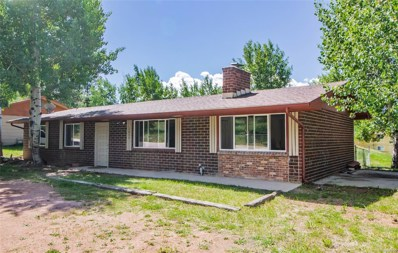 1035 Parkview Road, Woodland Park, CO 80863 - #: 6491345