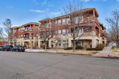 2100 N Humboldt Street UNIT 102, Denver, CO 80205 - #: 6491895