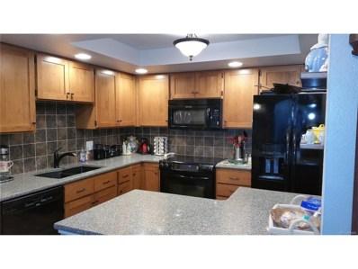 13931 E Marina Drive UNIT 306, Aurora, CO 80014 - MLS#: 6493938