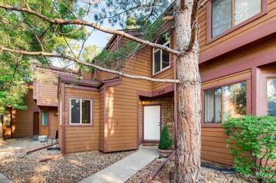 6140 Habitat Drive, Boulder, CO 80301 - MLS#: 6497143