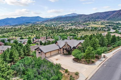 1605 Allegheny Drive, Colorado Springs, CO 80919 - #: 6497752