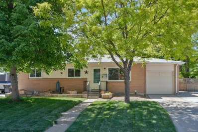 6797 Newcombe Street, Arvada, CO 80004 - #: 6499505