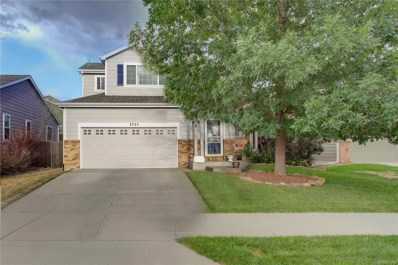 3725 Springs Ranch Drive, Colorado Springs, CO 80922 - MLS#: 6501861
