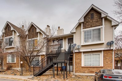 91 S Sable Boulevard UNIT F26, Aurora, CO 80012 - MLS#: 6505391