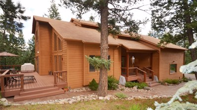 31853 Snowshoe Road, Evergreen, CO 80439 - #: 6509772