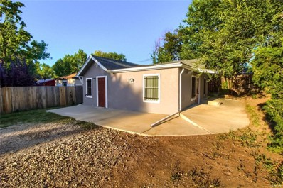 1069 S Newton Street, Denver, CO 80219 - MLS#: 6513250