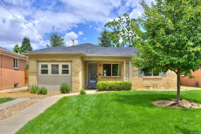 1336 Niagara Street, Denver, CO 80220 - #: 6513379
