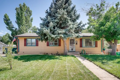 1025 W Longview Avenue, Littleton, CO 80120 - #: 6520816