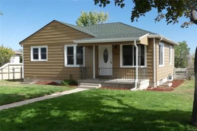 748 S Pecos Street, Denver, CO 80223 - MLS#: 6521504