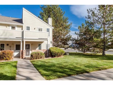 5001 Garrison Street UNIT 1, Wheat Ridge, CO 80033 - MLS#: 6522327