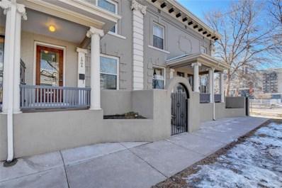 1904 E 16th Avenue, Denver, CO 80206 - #: 6523338