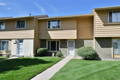 1229 S Troy Street, Aurora, CO 80012 - MLS#: 6532608
