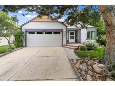 2660 Overlook Drive, Broomfield, CO 80020 - MLS#: 6535504