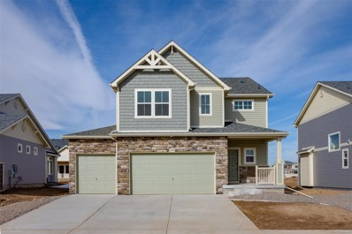 3658 Riverwalk Circle, Johnstown, CO 80534 - MLS#: 6539117