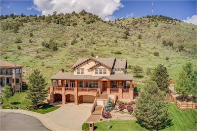 825 Marston Trail, Golden, CO 80401 - MLS#: 6542459