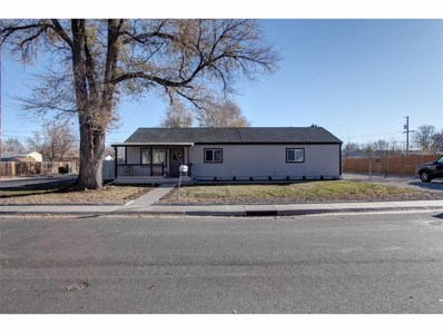7790 Oneida Street, Commerce City, CO 80022 - MLS#: 6545689