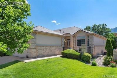 4446 Spiceglen Drive, Colorado Springs, CO 80906 - #: 6545850
