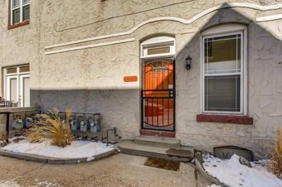 1536 N High Street, Denver, CO 80218 - #: 6549735