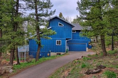 12085 Bear Park Road, Conifer, CO 80433 - #: 6550367