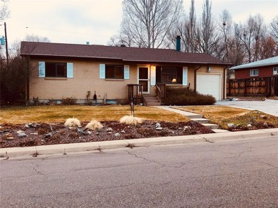 6753 Kipling Street, Arvada, CO 80004 - MLS#: 6553710