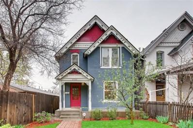 3142 W 26th Avenue, Denver, CO 80211 - #: 6555822