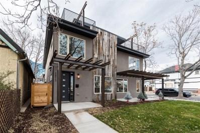 3855 Jason Street, Denver, CO 80211 - MLS#: 6556378