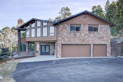 8471 Grizzly Way, Evergreen, CO 80439 - #: 6567732