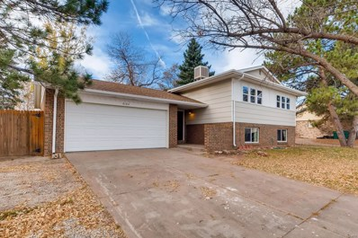 6184 W Leawood Drive, Littleton, CO 80123 - #: 6572469