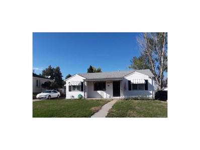 1295 W Ohio Avenue, Denver, CO 80223 - MLS#: 6573105