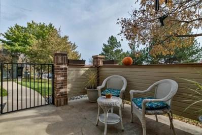 9147 W Cedar Drive UNIT C, Lakewood, CO 80226 - MLS#: 6574022