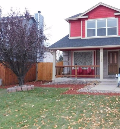 1469 Grass Valley Drive, Colorado Springs, CO 80906 - MLS#: 6577196