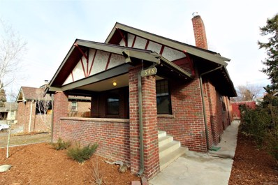 1548 Cherry Street, Denver, CO 80220 - MLS#: 6579264
