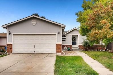 1390 W 78th Circle, Denver, CO 80221 - MLS#: 6580776