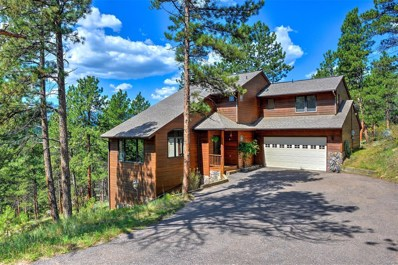 7395 Heiter Hill Drive, Evergreen, CO 80439 - #: 6580980