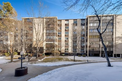6960 E Girard Avenue UNIT 403, Denver, CO 80224 - MLS#: 6585679