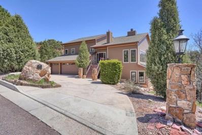 3065 Black Canyon Road, Colorado Springs, CO 80904 - #: 6585763