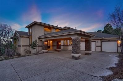443 Darlington Way, Colorado Springs, CO 80906 - MLS#: 6591938