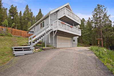34196 Columbine Circle, Evergreen, CO 80439 - #: 6592251