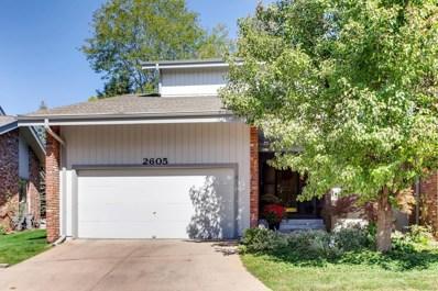 2605 S Wadsworth Circle 6, Lakewood, CO 80227 - MLS#: 6592305