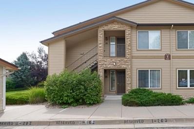 4875 S Balsam Way UNIT 1-101, Littleton, CO 80123 - MLS#: 6592773