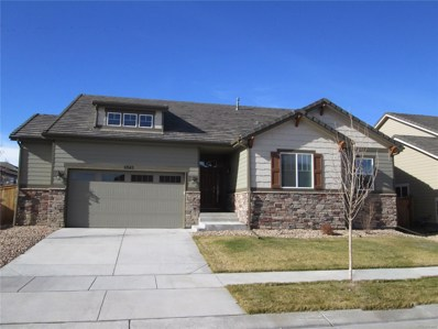 11543 Hannibal Street, Commerce City, CO 80022 - MLS#: 6595271