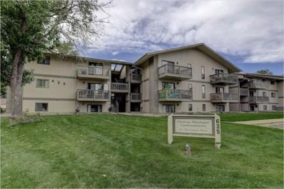 625 Manhattan Place UNIT 203, Boulder, CO 80303 - MLS#: 6597517