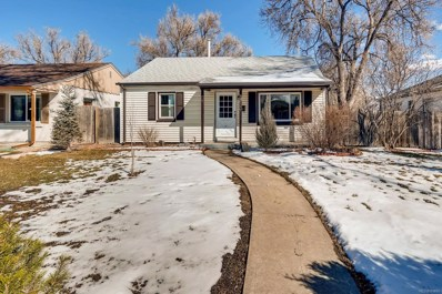 2230 Kendall Street, Edgewater, CO 80214 - #: 6599330