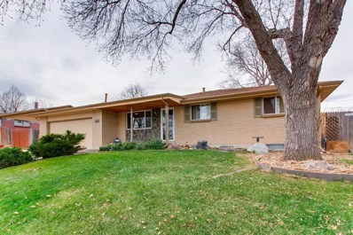 12930 W 6th Place, Lakewood, CO 80401 - #: 6601902