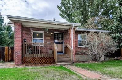 4739 Bryant Street, Denver, CO 80211 - #: 6602244
