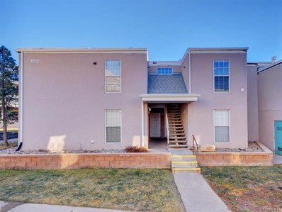 3535 Rebecca Lane UNIT C, Colorado Springs, CO 80917 - MLS#: 6604685