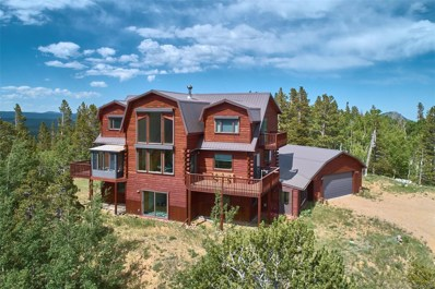 1215 Lower Travis Gulch Road, Black Hawk, CO 80422 - MLS#: 6611171