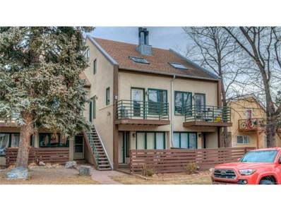 1825 Marine Street UNIT 11, Boulder, CO 80302 - MLS#: 6614329
