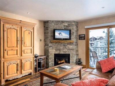 2350 Ski Trail Court UNIT 111, Steamboat Springs, CO 80487 - #: 6615755